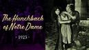 Горбун из Нотр Дама / The Hunchback of Notre Dame (1923) - ужасы, драма, мелодрама