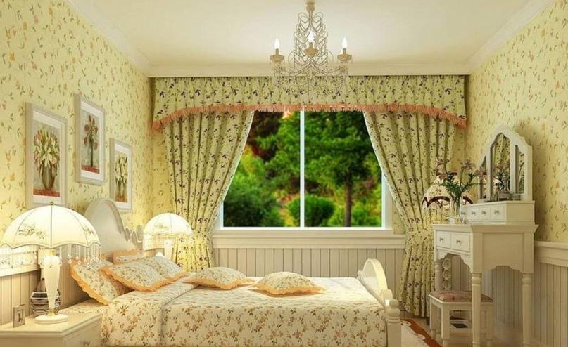 Как преобразить любую комнату с помощью штор, изображение №11