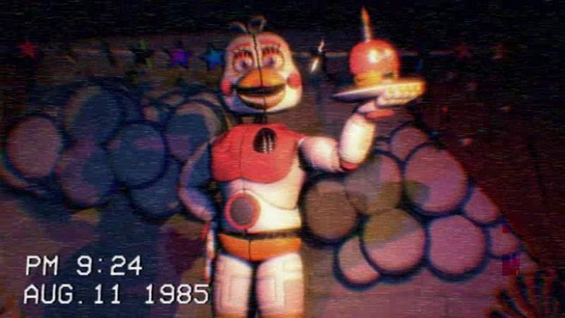 [FNAF] Funtime Chica Show 1985 - Freddy Fazbear's Pizzeria Simulator (FNAF6)