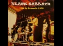 Black Sabbath Introduction Live In Brussels1970