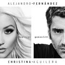 Обложка Hoy Tengo Ganas De Ti - Alejandro Fern ndez feat. Christina Aguilera
