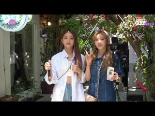 [рус.саб] (g)i-dle minnie, yuqi - little but certain happiness vlog ep4 p1
