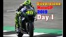 MotoGP 2019 Round 12 BritishGP Silverstone Results Day 1