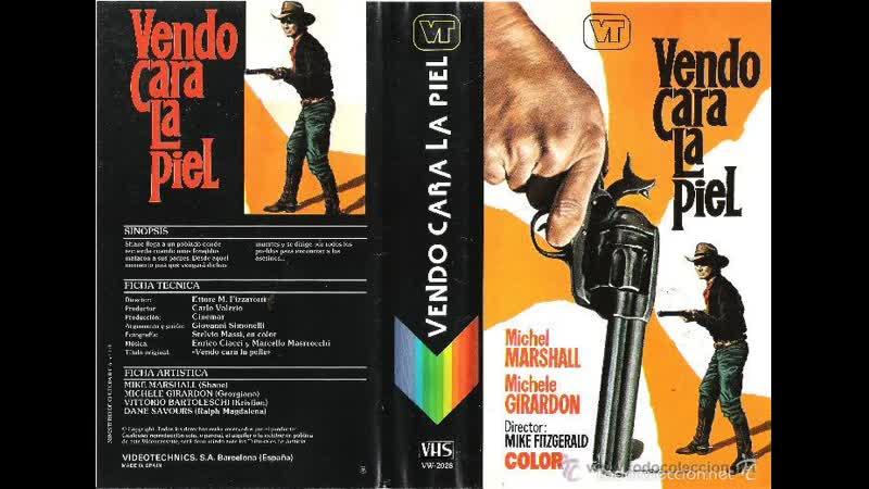 Vendo cara la Pelle (Vendo cara la Piel) (1968) (Español)