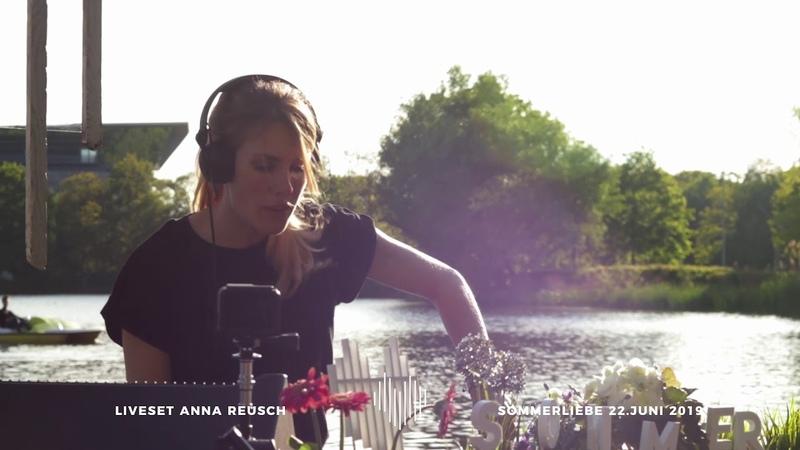 Sommerliebe Liveset am Dutzendteich mit Anna Reusch