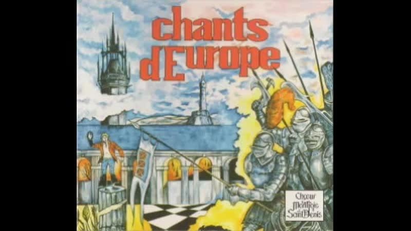 Les Chacals Choeur montjoie de saint denis Chants deurope 1