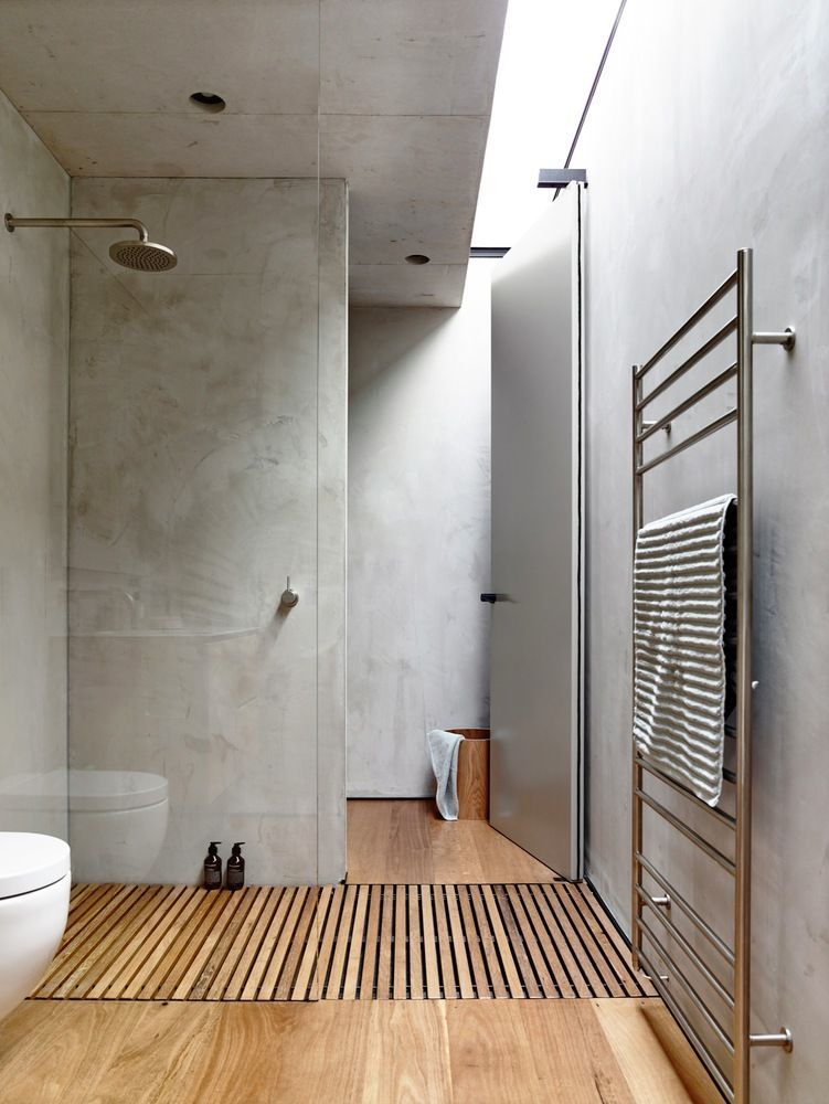 Concrete Bathrooms