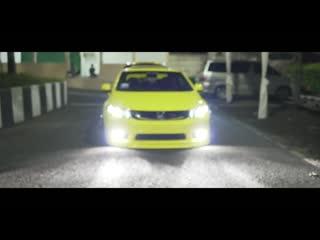 Honda Civic)))