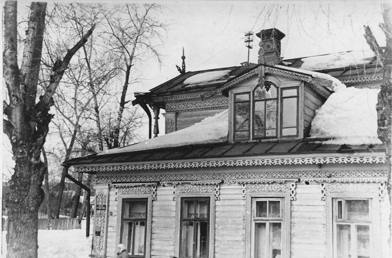 Деревянные здания старой Вятки. 7 утраченных шедевров архитектуры., изображение №3