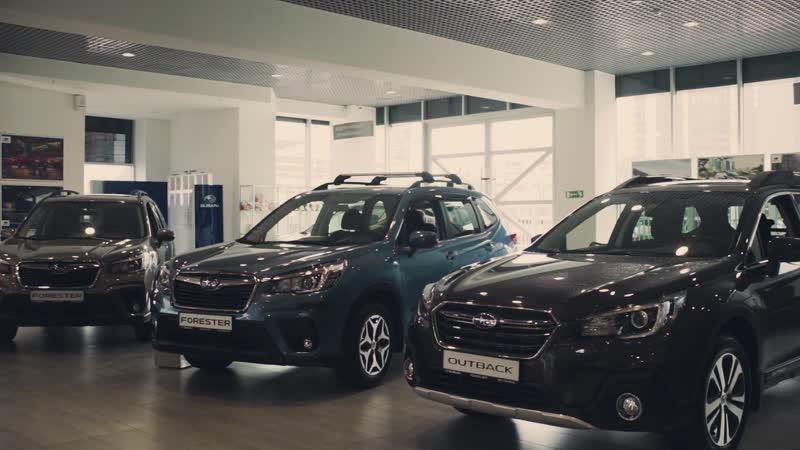 Презентационный ролик для Land Rover - Jaguar