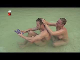 Candidates rob  stefan going full frontal in adam zkt. eva, episode 2.2 (2)