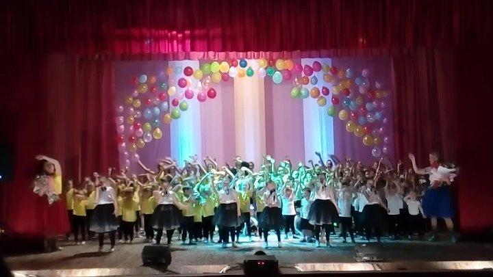 Финал танцевального БУМА в Горноуральском ЦК