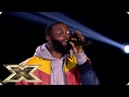 Confident swagger from J-Sol leaves the X Factor Judges feelin' good | The X Factor UK 2018