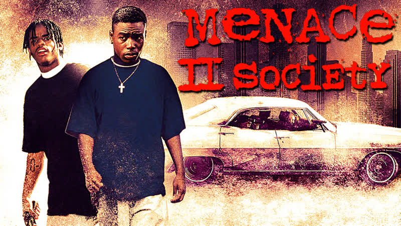 Угроза для Общества Menace II Society 1993 720p