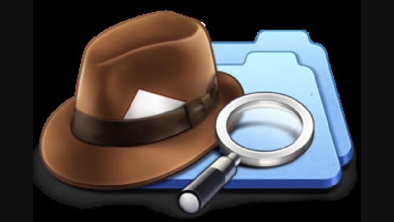 Открытка для детектива