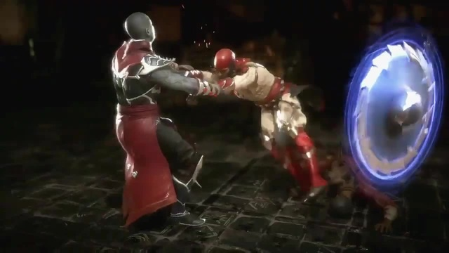 Kung Lao Spin Me Round (Like A Record)