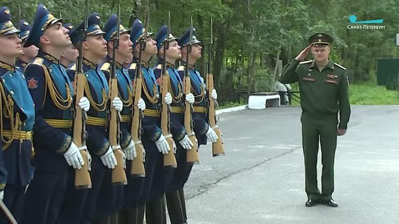 Возложение цветов к мемориалу воинам-интернационалистам