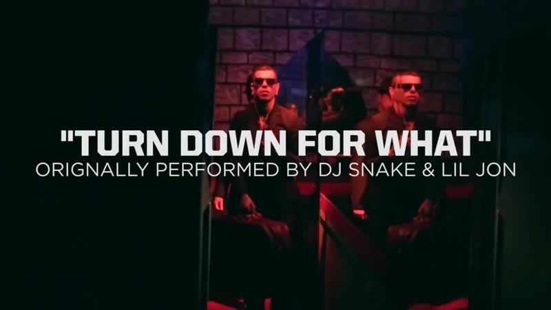 Upon A Burning Body feat Ice T Turn Down For What presented by Spencers