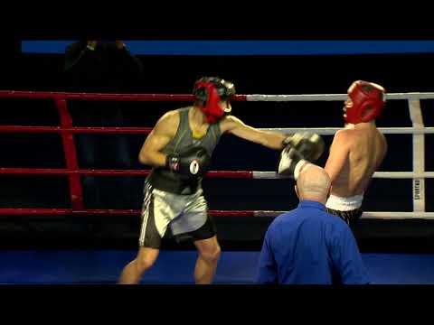 Бокс Белых Воротничков - Курдюков VS Титаренко