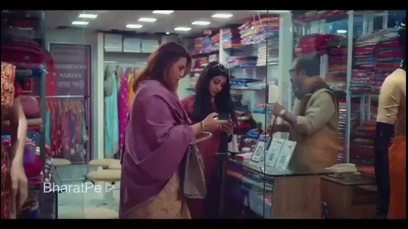 BharatPe lagao, grahak bachao! - - Ek QR code jo payment accept kare har payment apps se. Toh bhai ki baat suno, aur sirf isse r