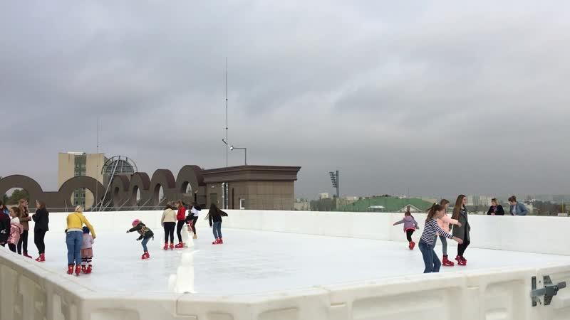 Каток Ледник в Центрум