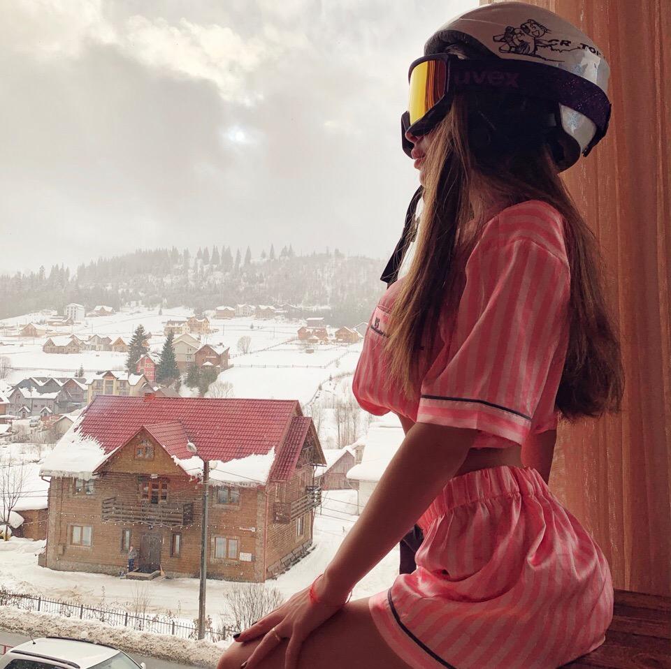 Слив Фото Кати Златовой