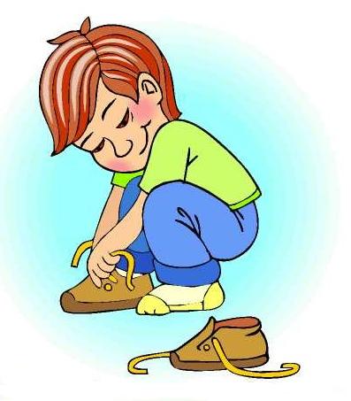 Картинки детские дети одеваются