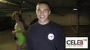 Austin Mahone talks about helpin Shawn Menes and Camilla Cabelo meet outside Bootsy Bellows in West
