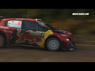 Leg 1 top moments 2019 wrc rally argentina michelin motorsport