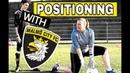 Malmo City FC Goalkeeper Training - Goalkeeper Positioning