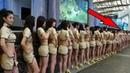 W tym mieście kobiety stoją w kolejce żeby zdobyć mężczyznę