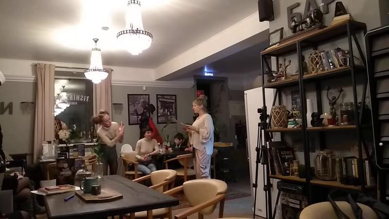 20 03 2020 Ирина Бубнова своё стихотворение