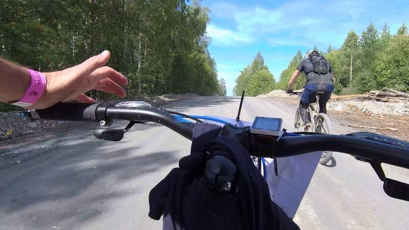 Большой Камень 2019, Ural Cycling Project, Верхний Уфалей, 2019.8.11, SJCAM SJ8 PRO_H.265_2.7K_3