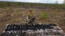 2 серия Охота на утку турпан в Якутии Duck hunting of Yakutia Russia