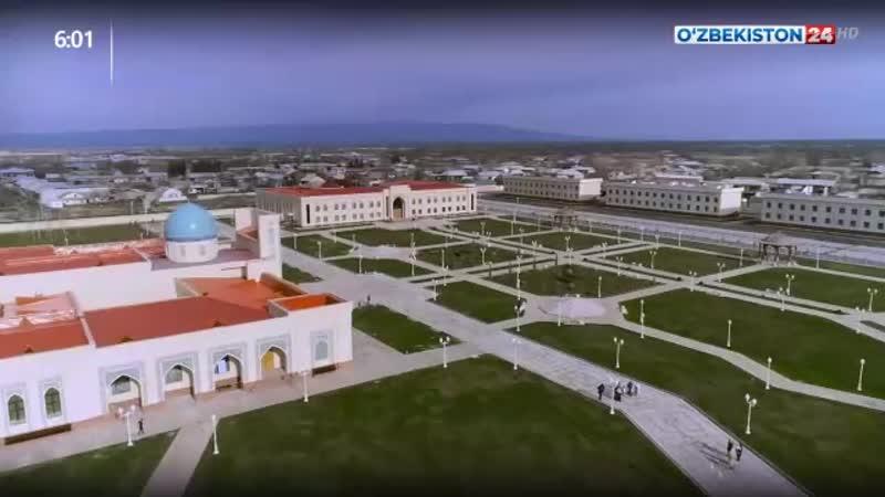 Рестарт эфира канала O`zbekiston 24 HD Узбекистан 6 9 2019