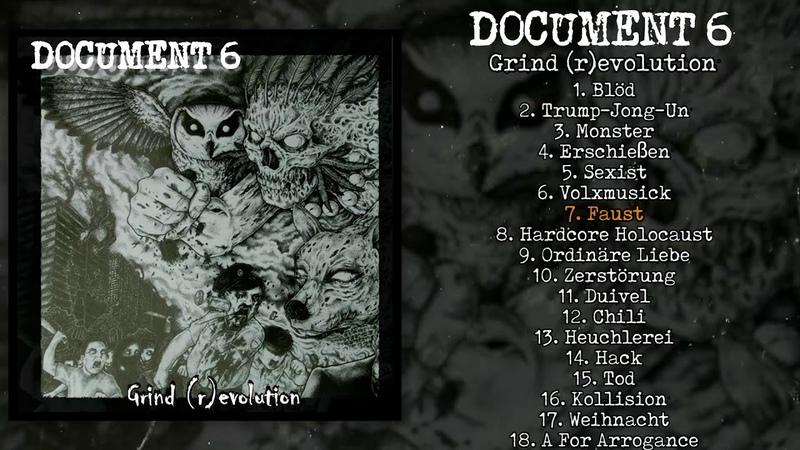Document 6 - Grind (r)evolution FULL ALBUM (2019 - Grindcore)