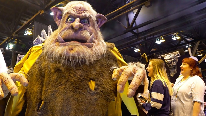 Transworld Halloween Haunt Show DISTORTIONS at HAA