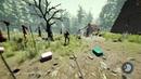 Первое нападение на главный лагерь аборигенов в игре The Forest