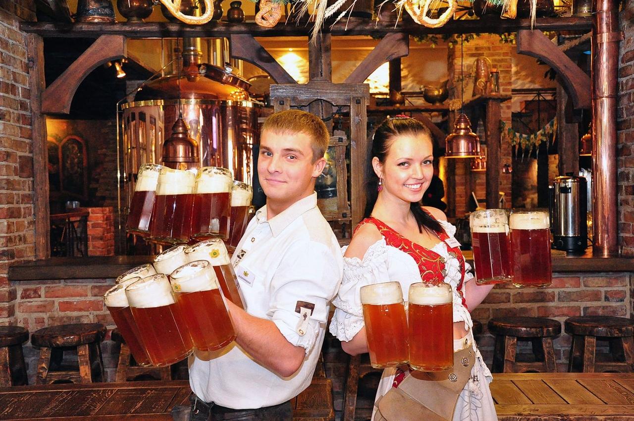 Картинки ресторанов пива