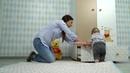 Шкаф двухсекционный Polini Disney baby Медвежонок Винни и его друзья