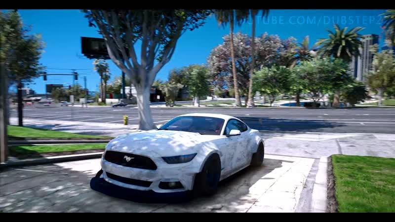GTA 5 Ultra-Realistic Graphics! REDUX M.V.G.A GTA 5 PC Mod