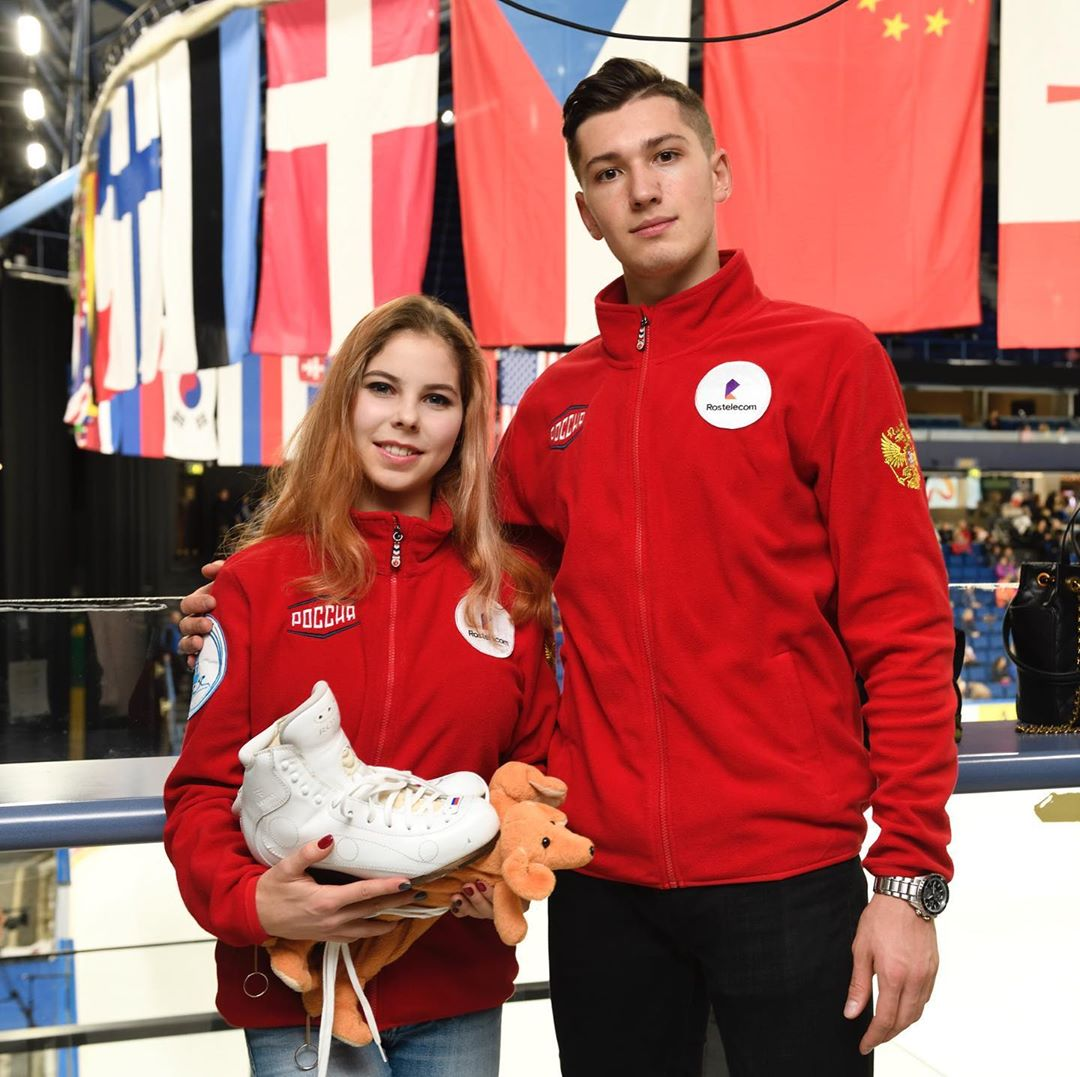 Challenger (6) - Finlandia Trophy. Oct 11 - 13, 2019. Espoo /FIN      - Страница 10 SINvojGuTCI