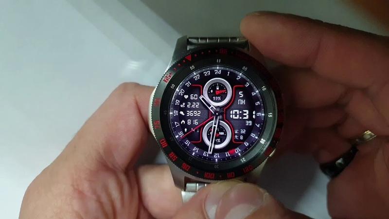 PROTOTYPE PRO WW23 Transformer Multilang Watchface for Samsung Gear Samsung Galaxy watch