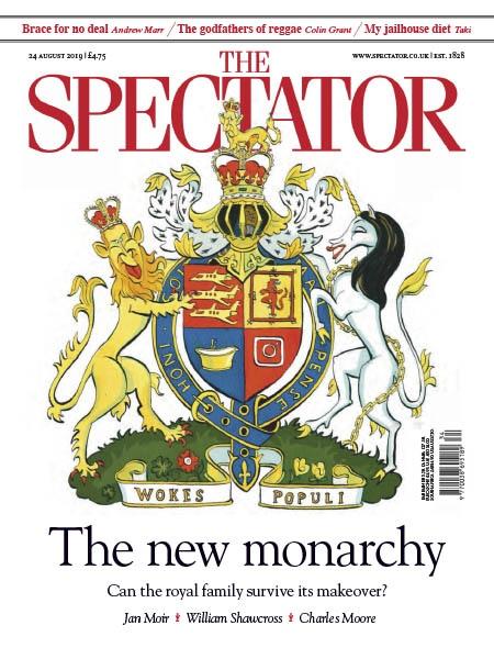 The Spectator 24.08.2019