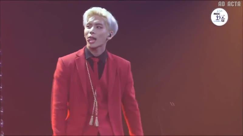11августа2015 Джонхён в гостях на радио концерте MBC FM4U's 'Tablo's Dreaming Radio русс саб