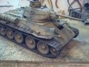 T 34/76 1/16 RC MOD 42 TRUMPETER GERMAN VERSION
