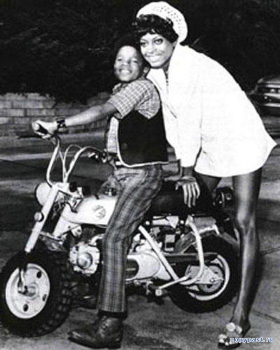 Дамы сердца Майкла Джексона. Дайяна Росс., изображение №6