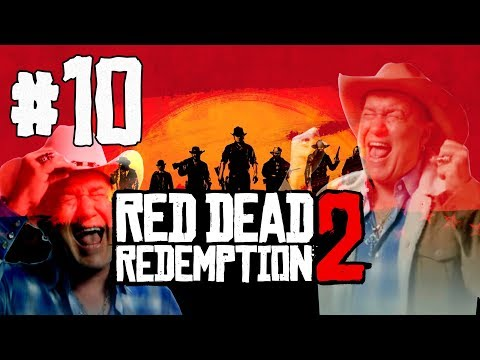 Седлаем Плотву на Диком Западе в Red Dead Redemption 2 10