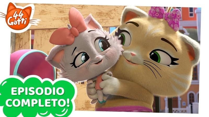 44 Gatti serie TV Il ciuccio di Pilou EPISODIO COMPLETO