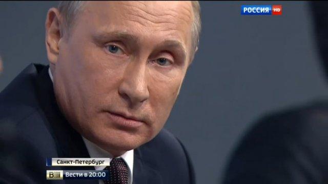 Вести в 20:00 • Ключ к решению проблем: Путин предлагает создать большое евразийское пространство